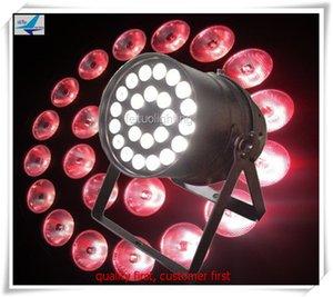2 pz 24x10 w par led rgbw CEROHS led par 64 can 10 Watts dj par DMX Control per Wedding Church Stage Lighting