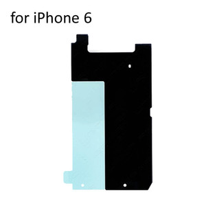 10 pcs Wholesale Original LCD Heat Dissipation Antistatic Sticker for iPhone 6 Plus Replacement Part Sticker for iPhone 5S