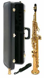 New Japan S901 Bb flat Soprano saxophone High Quality musical instruments YANAGISAWA Soprano professional shipping