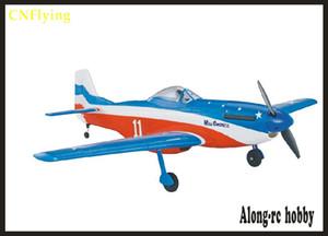 plano EPO warII aviões RC RC avião MODELO do passatempo do brinquedo 1.016 milímetros p-51 envergadura P51 RC lutador (ter conjunto kit ou conjunto de PNP)