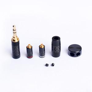 OKCSC MMXC Kabel DIY Komponenten 3,5mm Stereo Jack DIY Kopfhörer Kabel Accessorries Audio Adapter Kabel Splitter Adapter für Kopfhörer Reparatur