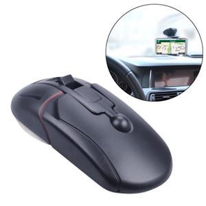 마우스 모양의 앞 유리 Car Phone Holder 대시 보드 데스크탑 Foldable Car Holder for Smartphones GPS (360도 회전) Creative Universal
