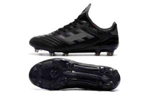Chaussures de football en cuir 2018 nouvelle arrivée pour hommes Copa 18.1 FG chaussures de football copa mundial 18 chaussures de football bottes scarpe calcio Original