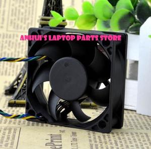 Wholesale: SUPERRED CHD6012BBS-AH 12V 0.12A 6CM 60*60*20 PWM CPU four line temperature control fan