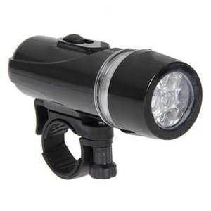 Bike Lights Power Beam Bicycle Bike Light Ultra Bright 5LED Bicycle Headlights Taillights Cycling LED Wholesale