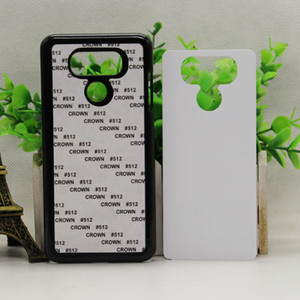 Coque de protection bricolage 2D Sublimation PC pour LG V40 THING G7 G6 V30 K10 2018 stylet 200pcs / lot