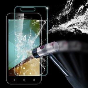 Protector de cristal templado de la pantalla para Vodafone Primer 7 9H 2.5D huella digital anti a prueba de explosiones de la película clara iPhone XS XS XR Max