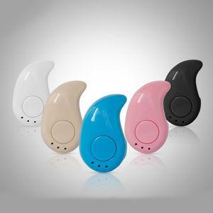 Mini S530 Auricular Bluetooth Auricular inalámbrico V4.1 Estéreo Música Deportes Auriculares en auriculares con micrófono para iPhoneXiPhone 8Samsung