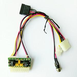 Ücretsiz kargo 90 W PicoPSU Mini-itx Endüstriyel Gömülmüş Araba Pc DC-DC Güç Suppy Dönüştürücü, POS terminalleri, Mini-itx PSU, ITX Psus