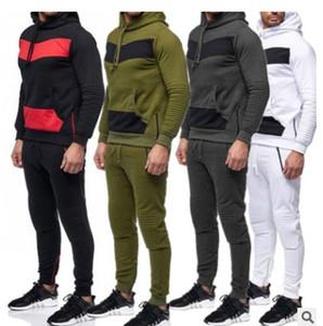 Giacca sportiva da uomo casual europeo ed americano 2019, giacca sportiva da uomo, hip-hop stile europeo e americano.