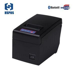 ارتفاع 58mm وأداء بلوتوث الحرارية استلام الطابعة مع منفذ USB دعم GB 18030 خط كبير ومتعدد اللغات HS-E58UAI
