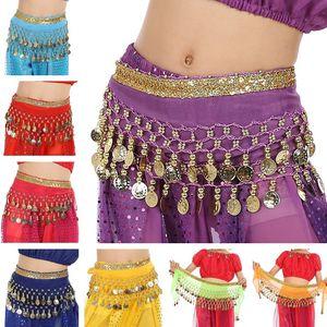 Le nuove ragazze di modo Belly Dance Costume Belly Dance Catena Vita Bambino Danza del ventre Abbigliamento ragazzi Stage di usura T2I330