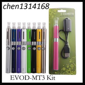 MT3 EVOD Starter Kit BCC E-Cig kits Electronic Cigarette Blister Package with EVOD battery 650mAh 900mAh 1100mAh 0209011