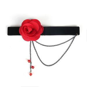 2017 neue palast stil Rose Blume Choker Halskette Bowknot Halskette für Frauen große mode Choker kragen Schmuck geschenk