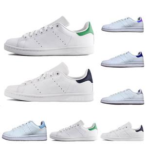 Adidas stan Smith Casual Schuhe Günstige Raf Simons Stan Smiths Frühling Kupfer Weiß Grün Schwarz Mode Leder Marke Frauen Wen Schuhe Größe 36-45