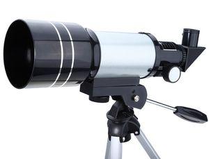 150x ZOOM HD Открытый монокулярный космический астрономический телескоп с портативной ломтикой Spotting Spotting LLFA