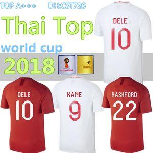 Maillots Coupe du monde DELE ALLI 2018 2019 maillot de football KANE RASHFORD VARDY LINGARD STERLING STURRIDGE