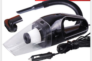 Automóvel Hypa aspirador de vácuo tipo seco molhado dupla finalidade de alta potência 120 watts de super sucção aspirador veículo 12V