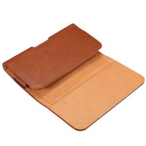 حزام كليب العالمي بو الجلود الخصر حامل فليب الحقيبة القضية ل Zopo اللون F3 / C5 / C2