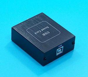 Freeshipping SA9027 + ES9023 24BIT 96KHZ Asynchronous USB DAC HIFI Sound Decoder with Case