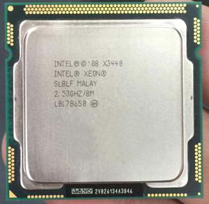 معالج Intel Xeon X3440 رباعي النواة (ذاكرة التخزين المؤقت 8M ، 2.53 جيجاهرتز)) وحدة المعالجة المركزية لسطح المكتب LGA1156 تعمل بنسبة 100 ٪ بشكل صحيح