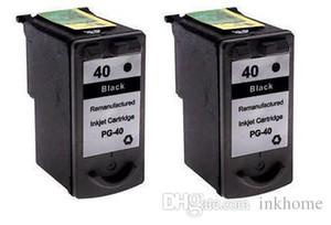 Ücretsiz Nakliye, Canon PG-40 Için PG-40 Mürekkep Kartuşu (PG40) Canon Yazıcı için Mürekkep Kartuşu PIXMA iP1180 iP1880 iP2580 iP2680 iP1980 MP145