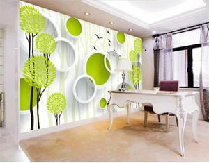 пользовательские 3d современные фото обои кокосовые Мальдивы пейзаж 3D настенная роспись обои 3D обои обои фото фрески гостиная