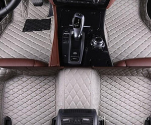 Custom made car floor mats specially for Mercedes Benz S class W221 W222 Maybach S350 S400 S500 S600 L luxury carpets rug liner
