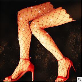 히트 프레임 메쉬 스타킹 뜨거운 드릴링 투명한 스타킹 섹시한 양말 초박형 Fishnet 팬티 호스 속옷 건강 뷰티 무료 배송