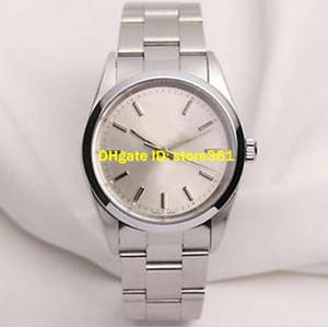 Regalo de navidad Relojes de pulsera de lujo para hombre14000M Acero inoxidable 36mm Mecánico Automático