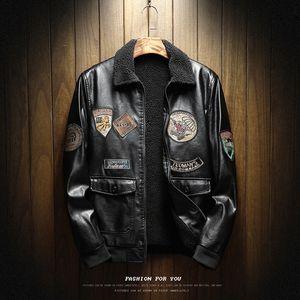 MOTOGP 빈티지 남성 가죽 스웨이드 자켓 패션 가을 겨울 오토바이 PU 가죽 남성 레이싱 자켓 ATV 겉옷 Faux Leather Coat