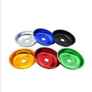 Shisha Armaturen, Aluminiumplatte, Arabien Tabakflasche Tablett, Shisha Carbon Disc s