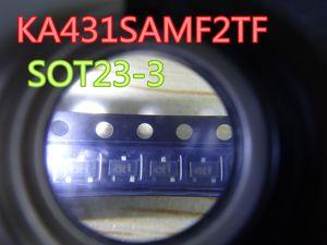 50pcs / lot yeni Entegre Devreler KA431SAMF2TF SOT23-3 stok ücretsiz kargo içinde