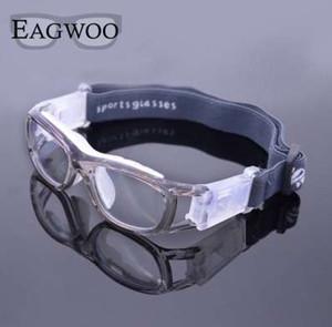Eagwoo crianças esportes ao ar livre basquete futebol óculos de vôlei de tênis eyewear óculos óculos de lente míope espelho quadro