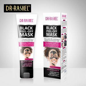 DR.RASHEL de carbón de bambú Negro Máscara removedor de la espinilla de desprendimiento máscaras faciales de control de aceite acné máscaras faciales