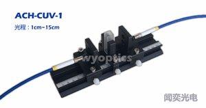 Soporte ajustable de transmisión de la cubeta Soporte de la cubeta ajustable de longitud de trayectoria ACH-CUV