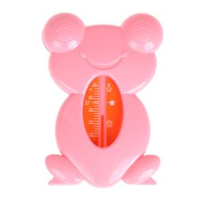아기 목욕 장난감 러블린 거북 물고기 개구리 아기 목욕 온도계 욕조 워터 센서 물 장난감 떠 다니는 장난감