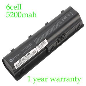 batteria del computer portatile 5200mAh per HP Pavilion DV5-3000 DV7T-4100 DV7T-6100 DV5t-2100 DV6-3000 DV7-4000 DV6-3100 593.553-001 HSTNN-Q61C NBP6A174B1