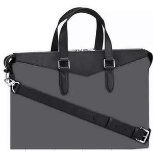 Comercio al por menor Clásico Hombre Monedero Carteras de cuero Bolso de diseño Bolso bandolera bolsos de marca clásico EXPLORER OL maletín con letra