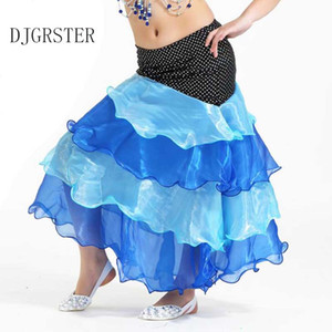 Costumes DJGRSTER Sari Girls Dress Orientale Enfant Para Crianças Dança Oriental Costumes Belly Dance Dancer Skirt