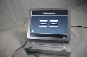 Yüksek Kaliteli HIFU makine ağırlık kaldırma Vücut zayıflama ekipmanları 8 kartuşları 11 satır yüz kaldırma ultrason makinesi