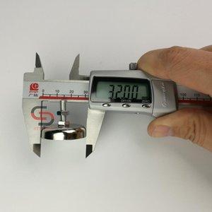 10PC 42KG neodimio svasata Magnet Base D32mm Bullone M5 * 25mm Antenna Camera Dispaly Infissi Magnet Base