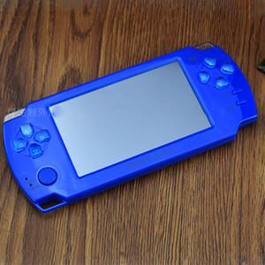 X8 4,3 pouces à écran tactile 8 Go console de jeu portable SAUVEGARDEZ Avec E-book TV Out portable classique Jeux Gratuits MP4 MP5