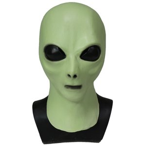 High Quality Alien  Movie Props Latex Mask For Men And Women Halloween Party Cosplay