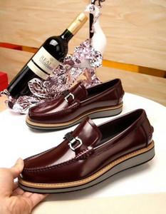 Мужская дизайнерская обувь из натуральной кожи с застежкой внизу Слипоны Mocassin Zapatos Horsebit Пряжки классические туфли Hombre Driving Shoes 38-44