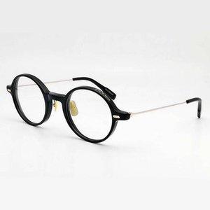 НОВИНКА Высокое качество ультралайт ограниченное предложение королевский стиль OG БИБЛИОТЕКА старинные оптические оправы очков очки близорукость рецепт линзы