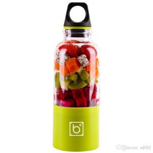 Mini licuadora Portátil Manual de uso doméstico Carga de plástico Taza de jugo de frutas Frutas frescas Juicers Tazas de regalo Suministros de picnic al aire libre 55 kg ii