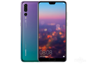 Cellulare originale Huawei P20 Pro 4G LTE 6 GB RAM 64 GB 128 GB ROM Kirin 970 Octa Core Android 6.1 pollici 40MP AI Face ID NFC IP67 Cellulare