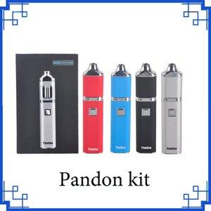Pandon 키트 듀얼 석영 코일 Evolve DQC 왁 스 Vape 펜 vaporizers 전압 조절 증기 E 담배 대 ECT mico 0268089