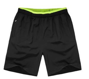 Calções de verão dos homens magros casuais 5 calças de basquete maré calções 5 pontos de praia tamanho grande calções
